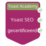 Fennard Drenth successfully completed the Yoast SEO for WordPress course!